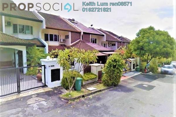 For Sale Terrace at Pinggiran Taman Tun Dr Ismail, TTDI Freehold Semi Furnished 5R/3B 1.4m