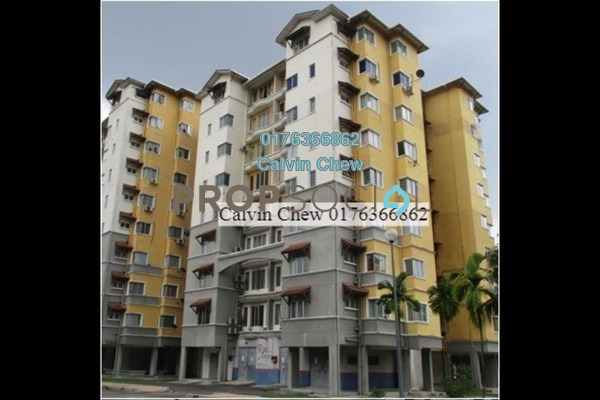 For Sale Condominium at De Rozelle, Kota Damansara Freehold Unfurnished 3R/2B 380k