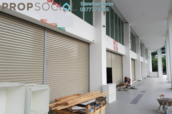 For Rent Shop at Sphere Damansara, Damansara Damai Freehold Unfurnished 1R/2B 4.5k