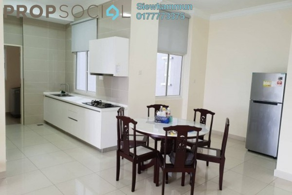 For Sale Condominium at Damansara Foresta, Bandar Sri Damansara Freehold Semi Furnished 4R/3B 735k