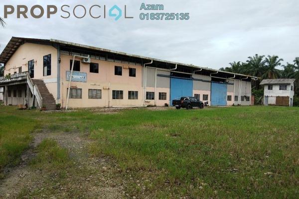 For Sale Factory at Bestari Jaya, Kuala Selangor Freehold Semi Furnished 11R/6B 12m