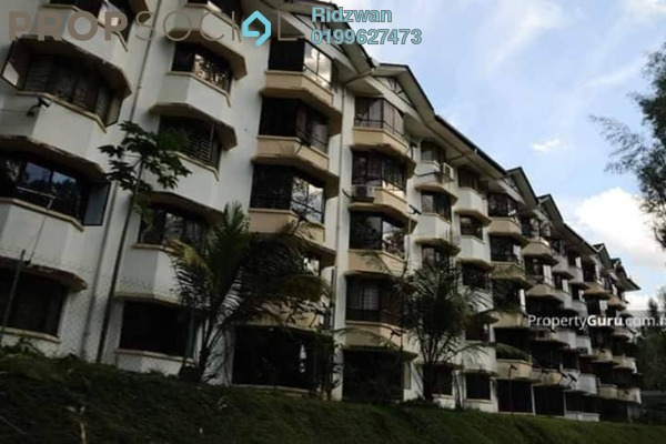 For Rent Apartment at Riverdale Park, Bukit Antarabangsa Freehold Unfurnished 3R/2B 1.2千