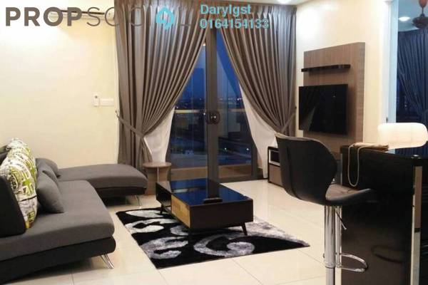 For Sale Condominium at Woodsbury Suites, Butterworth Freehold Fully Furnished 2R/2B 500k
