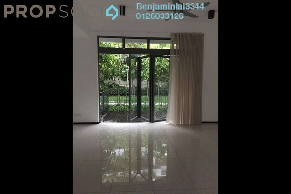 For Sale Terrace at The Breezeway, Desa ParkCity Freehold Semi Furnished 4R/4B 2.85m