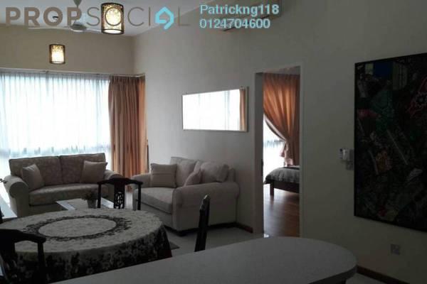 For Rent Condominium at Suasana Sentral Loft, KL Sentral Freehold Fully Furnished 1R/1B 3.3k