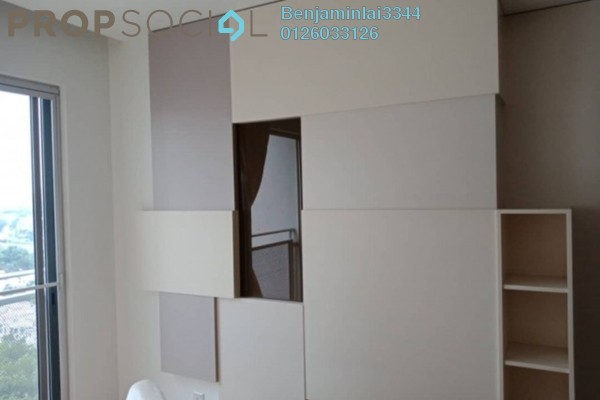 For Rent Condominium at VERVE Suites, Mont Kiara Freehold Fully Furnished 2R/2B 4k