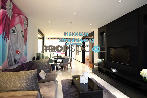 For Sale Condominium at Tropicana Grande, Tropicana Freehold Semi Furnished 1R/1B 380k