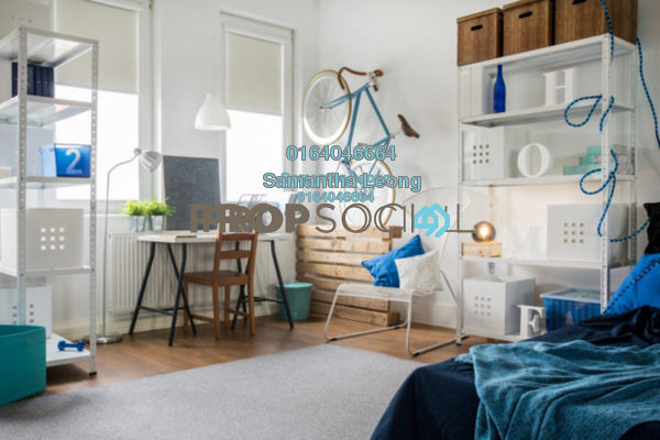 For Sale Condominium at HighPark Suites, Kelana Jaya Freehold Semi Furnished 1R/1B 388k