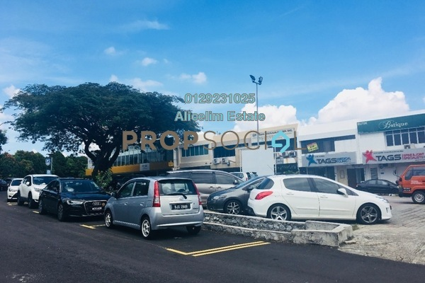 For Rent Shop at SS17, Subang Jaya Freehold Semi Furnished 0R/1B 2.8k