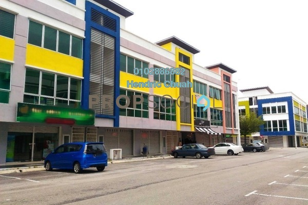 For Sale Shop at Taman Dato Haji Abdul Samad, Port Dickson Leasehold Unfurnished 1R/1B 1.2m