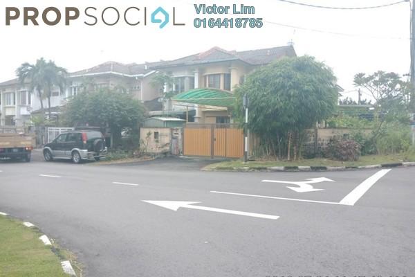 For Sale Terrace at USJ 12, UEP Subang Jaya Freehold Semi Furnished 4R/3B 1.1m