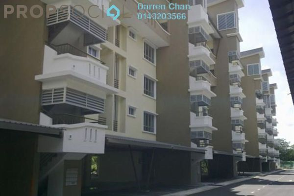 For Rent Apartment at Indah Cempaka, Pandan Indah Freehold Semi Furnished 3R/2B 1.5k
