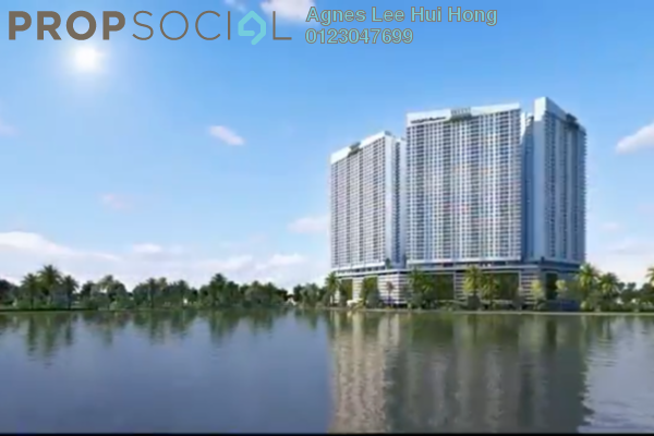 For Sale Condominium at Mizumi Residences, Kepong Freehold Unfurnished 3R/2B 408k