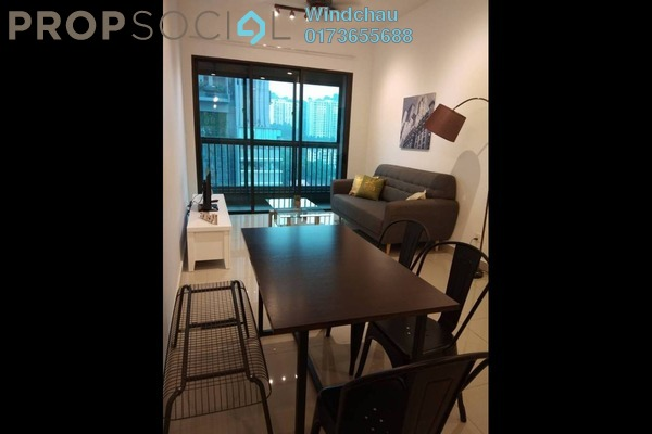 For Sale Condominium at CitiZen, Old Klang Road Freehold Fully Furnished 2R/2B 570k