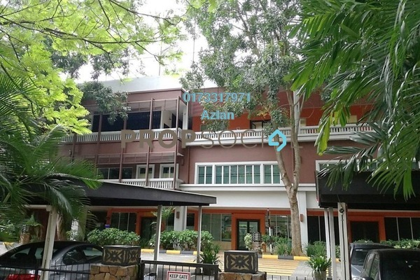 For Sale Condominium at Armanee Terrace I, Damansara Perdana Freehold Semi Furnished 3R/3B 1.2百万