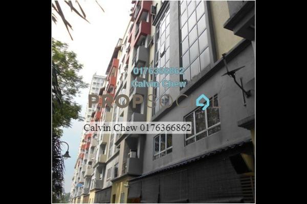For Sale Office at Megan Ambassy, Ampang Hilir Freehold Unfurnished 0R/0B 300k