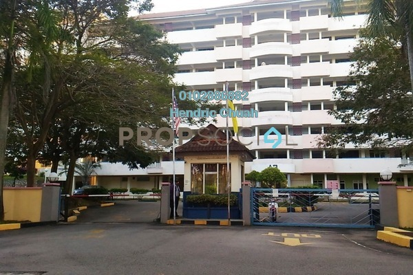 For Sale Apartment at Teluk Kemang, Port Dickson Freehold Fully Furnished 1R/1B 85k