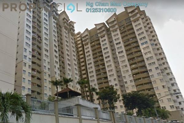 For Sale Condominium at Widuri Impian, Desa Petaling Freehold Semi Furnished 3R/0B 375k