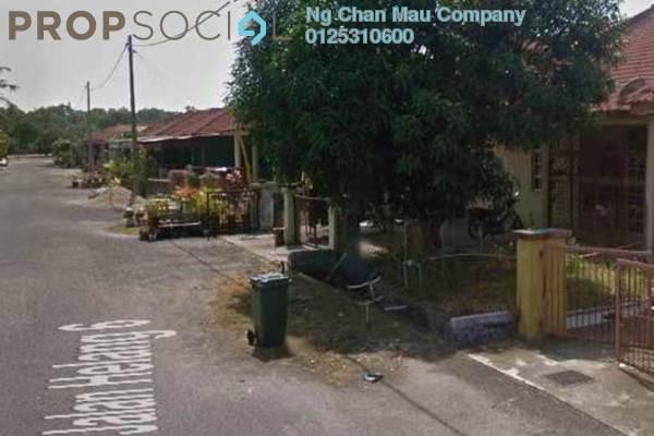 For Sale Terrace at Taman Murni Perdana, Dungun Freehold Semi Furnished 0R/0B 220k