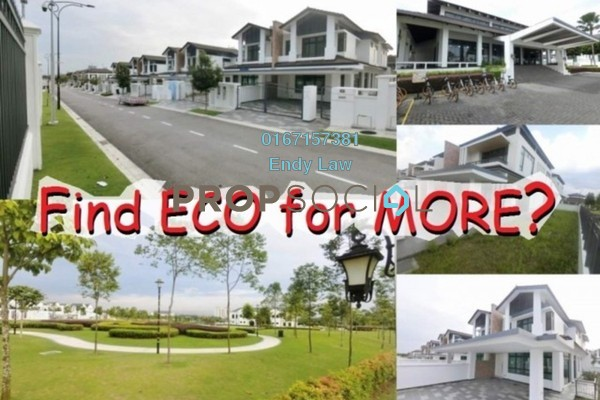 For Sale Semi-Detached at Arena Green, Bukit Jalil Freehold Unfurnished 5R/5B 880k