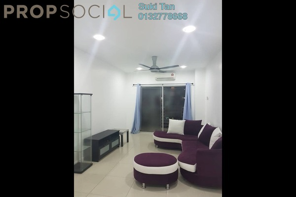 For Sale Apartment at Casa Idaman, Jalan Ipoh Freehold Semi Furnished 3R/2B 460k