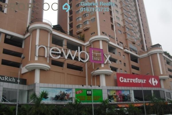 For Sale Condominium at Rhythm Avenue, UEP Subang Jaya Freehold Semi Furnished 3R/2B 410k