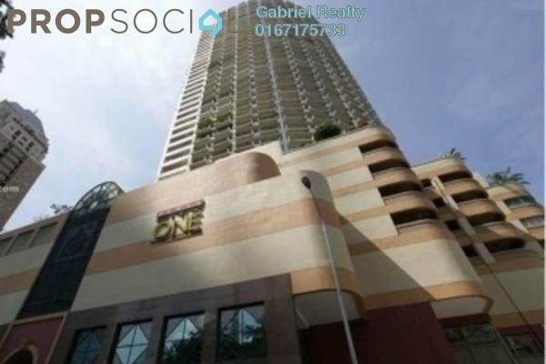 For Sale Condominium at Menara City One, Dang Wangi Freehold Fully Furnished 3R/2B 720k