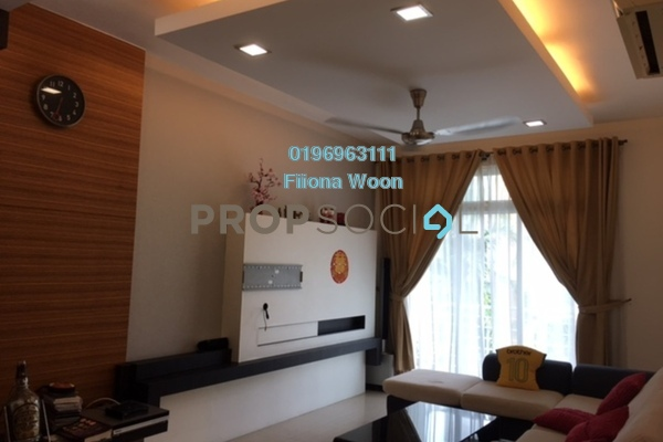 For Sale Condominium at Klebang Delima, Klebang Freehold Semi Furnished 3R/2B 299k