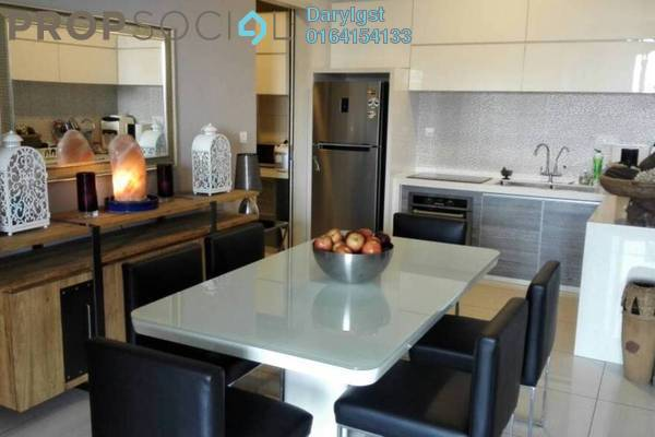 For Sale Condominium at The Address, Bukit Jambul Freehold Fully Furnished 3R/3B 1.2m