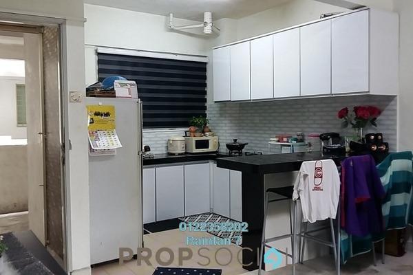 For Sale Condominium at Petaling Indah, Sungai Besi Freehold Semi Furnished 2R/2B 300k