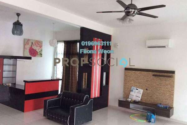For Sale Condominium at Vista Kirana, Ayer Keroh Freehold Semi Furnished 4R/3B 680k