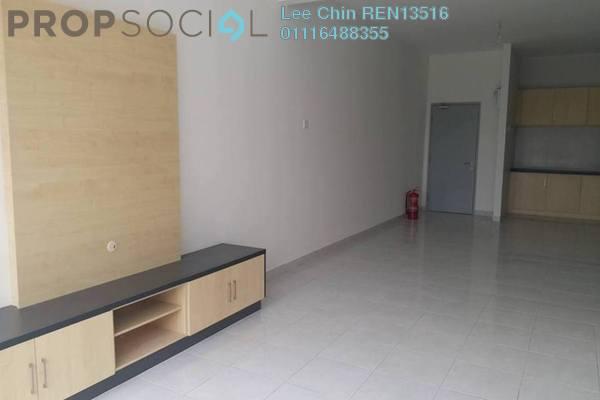 For Sale Condominium at Puncak Saujana Apartment, Kajang Freehold Semi Furnished 3R/2B 300k