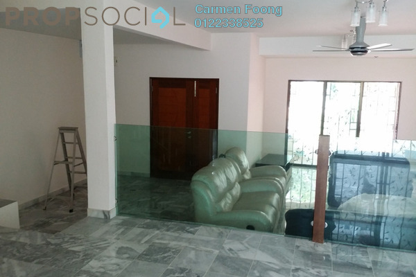 For Sale Terrace at Jalan Desa Utama, Taman Desa Freehold Semi Furnished 4R/3B 1.83m
