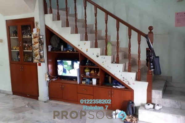 For Sale Terrace at Taman Bunga Raya, Mantin Freehold Semi Furnished 4R/3B 320k