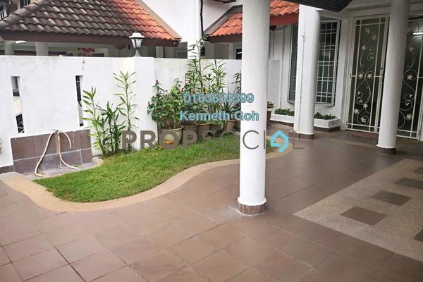 For Sale Terrace at BK2, Bandar Kinrara Freehold Semi Furnished 4R/3B 720k