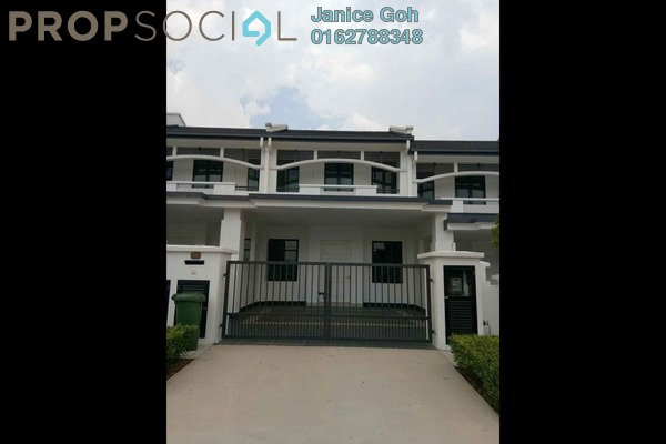 For Rent Terrace at Eco Majestic, Semenyih Freehold Semi Furnished 4R/3B 1.1k