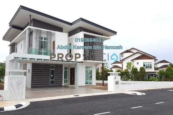 For Sale Bungalow at Bandar Darulaman, Jitra Freehold Unfurnished 5R/5B 1.25m