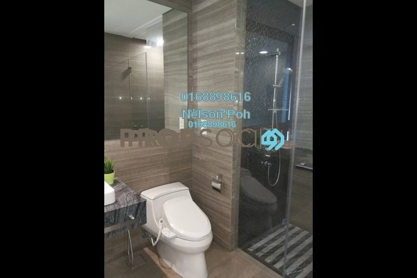 For Rent Serviced Residence at The Sentral Residences, KL Sentral Freehold Fully Furnished 2R/3B 6k