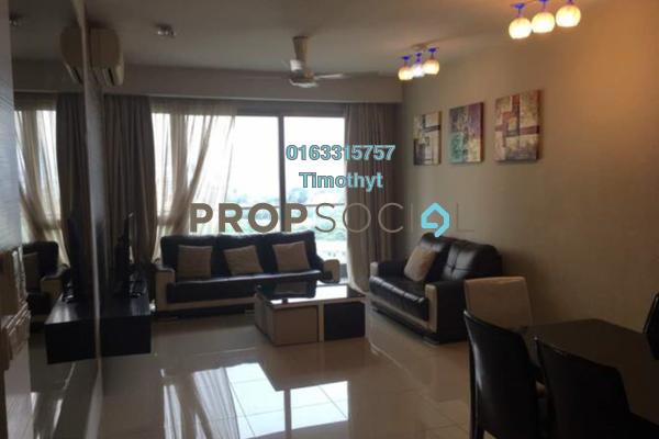 For Rent Condominium at myHabitat, KLCC Freehold Fully Furnished 3R/2B 4.5k