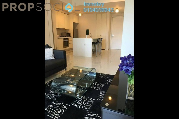 For Sale Condominium at Hampshire Place, KLCC Freehold Fully Furnished 1R/1B 940k