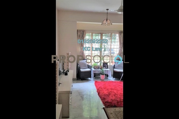 For Rent Apartment at Arcadia, UEP Subang Jaya Freehold Semi Furnished 3R/2B 1.3k