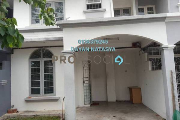For Sale Terrace at USJ 6, UEP Subang Jaya Freehold Semi Furnished 4R/2B 650k