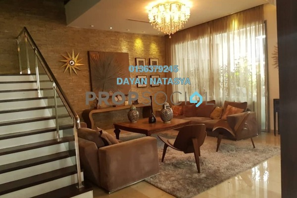 For Sale Semi-Detached at Duta Suria, Ampang Freehold Fully Furnished 5R/5B 3.1m