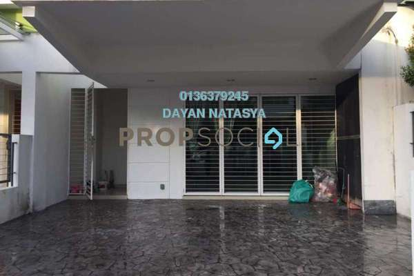 For Sale Superlink at The Oasis, Cheras South Freehold Semi Furnished 4R/5B 1.1m