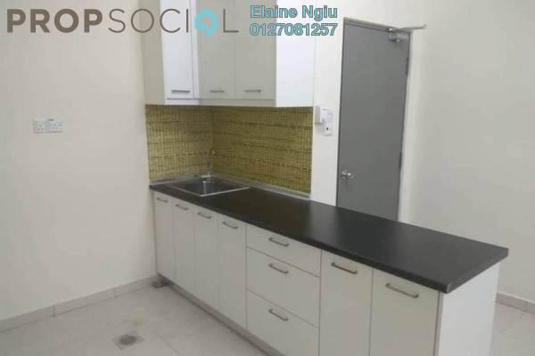 For Rent Apartment at Serdang Heights, Seri Kembangan Freehold Semi Furnished 3R/2B 900translationmissing:en.pricing.unit
