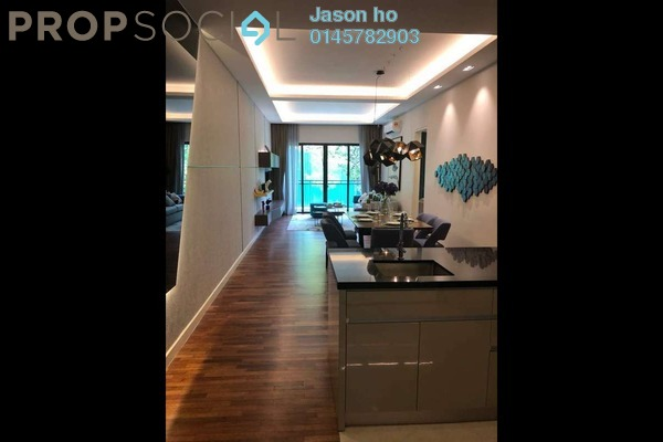 For Sale Condominium at Taman Setiawangsa, Setiawangsa Freehold Semi Furnished 3R/2B 607k