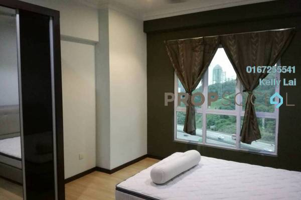 For Rent Condominium at Villa Orkid, Segambut Freehold Fully Furnished 4R/3B 2.3k
