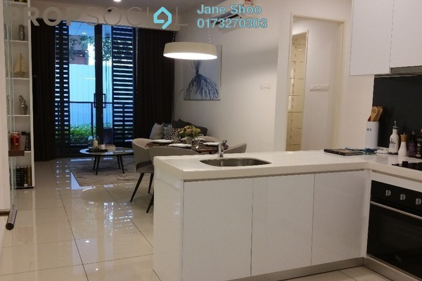 For Rent Condominium at 8 Petaling, Sri Petaling Freehold Fully Furnished 4R/4B 3.6k