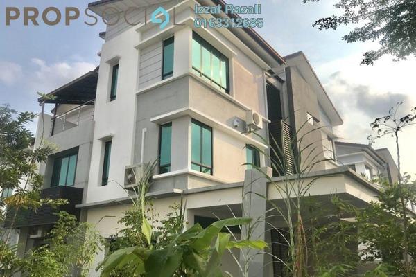 For Sale Semi-Detached at Taman Tropika 2, Kajang Freehold Semi Furnished 5R/5B 1.45m