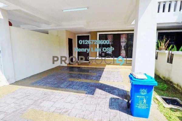 For Sale Terrace at Canting, Alam Impian Freehold Unfurnished 5R/5B 765k